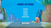 Audio Options