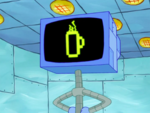 SpongeBob SquarePants Karen the Computer Coffee