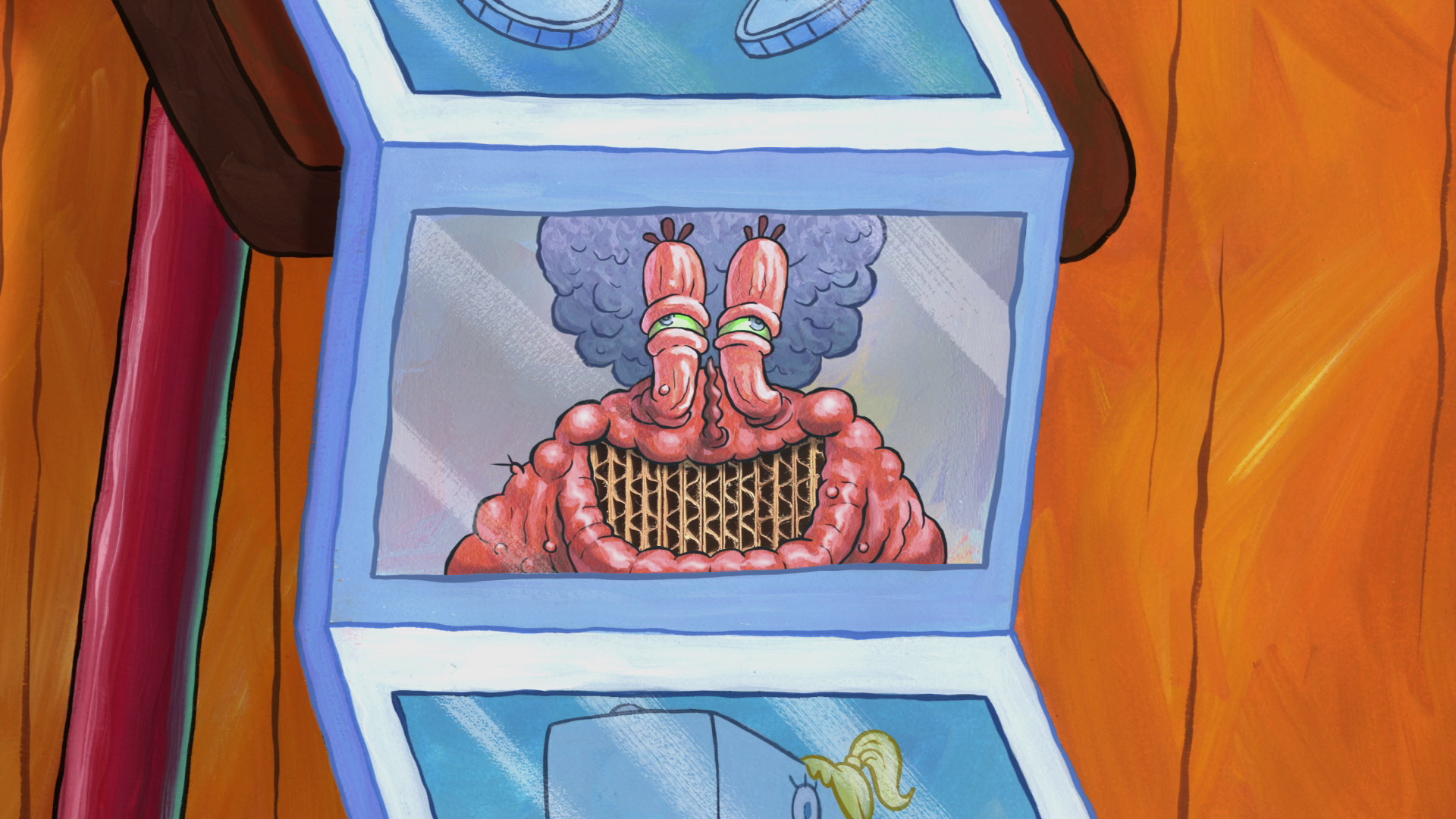 Grandma Krabs