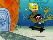 SpongeBob Meets the Strangler 127