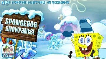SpongeBob_SnowPants_-_Do_You_Wanna_Build_A_Snowman?_(Nickelodeon_Games)