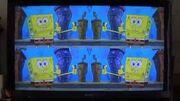 """SpongeBob SquarePants """"Two Thumbs Down"""" YTV promo"""