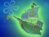 Het schip van de Vliegende Hollander
