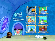 Hall Monitor menu 2