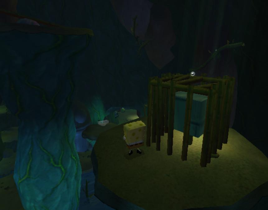 Kelp Caves