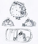 SpongeBob-Mrs-Puff-concept-art-Stephen-Hillenburg