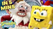 'It's a SpongeBob Christmas!' Special 🎄 FULL EPISODE in 5 Minutes!