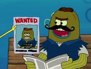 SpongeBob Meets the Strangler 070
