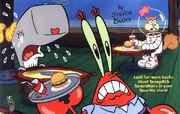 Pearl-crying-Krusty-Krab