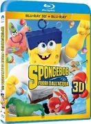 SpongeBob - Fuori Dall'Acqua Blu-ray 3D