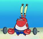 Sporty Krabs