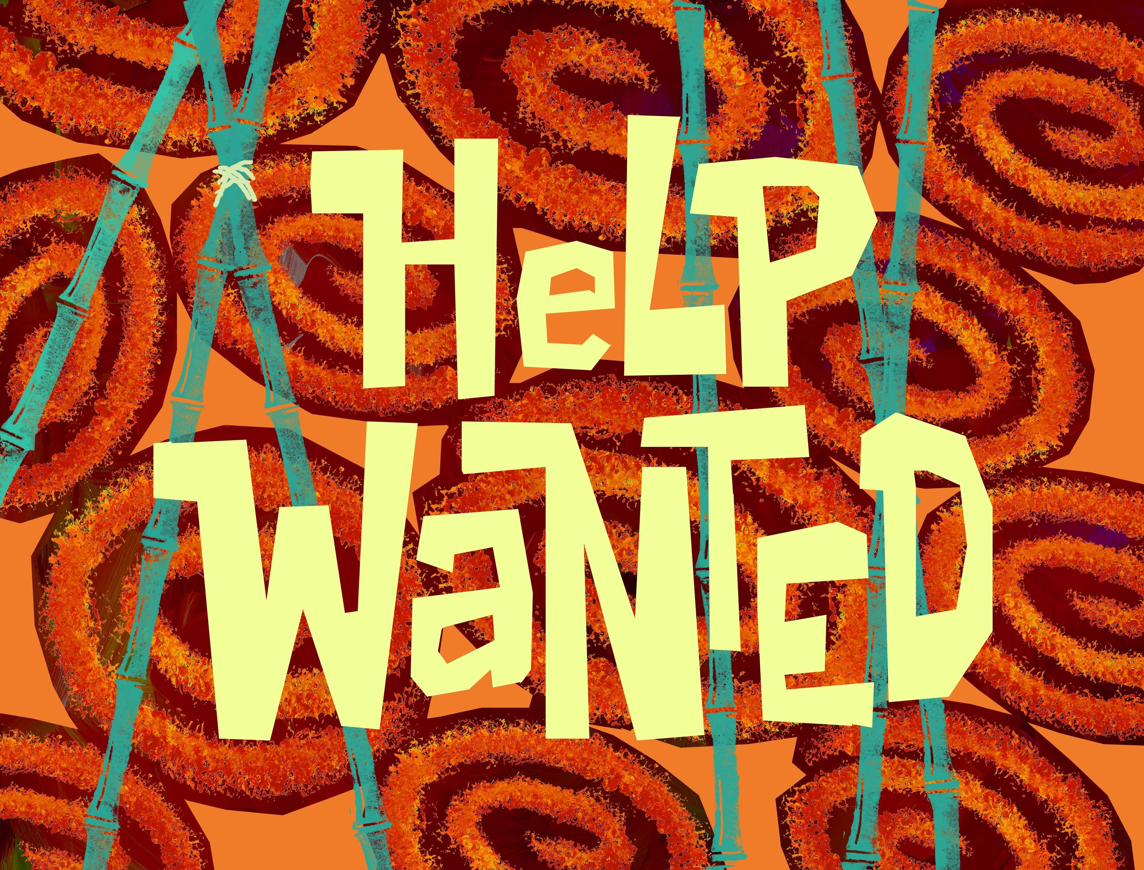 Help Wanted/transcript