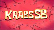 KrabsSB title card by Egor