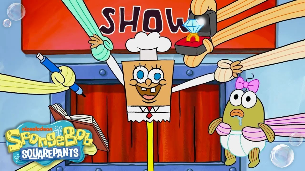 SpongeBob's Funniest Moments from New Episodes!