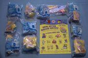 SpongeBob Movie BK Toys