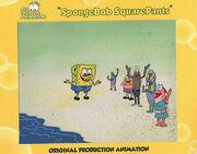 Rare-rare-spongebob-production-multi-cel-5540-walking-small