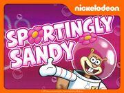 Sportingly Sandy