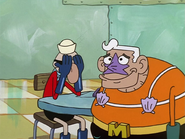 Mermaid Man and Barnacle Boy 099