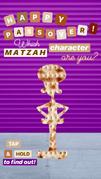 Nickelodeon's Instagram story - Passover matzah character - Squidward
