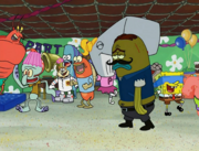 SpongeBob Meets the Strangler 148