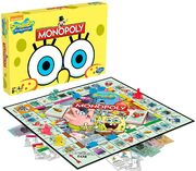 Monopoly SpongeBob set (2014)