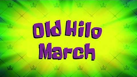 Old Hilo March