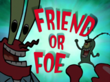 Friend or Foe/transcript