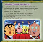 SpongeBob's Runaway Roadtrip (book) 2
