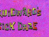 Squidward's Sick Daze