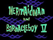 Морський Супермен та Причепа V титульна картка