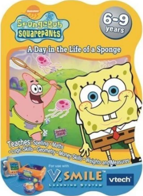 A Day in the Life of a Sponge