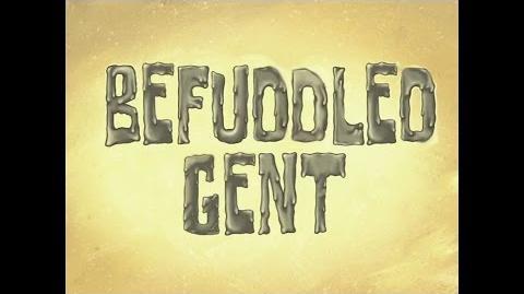 Befuddled Gent