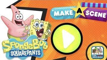 SpongeBob_SquarePants_Make_A_Scene_-_Create_Your_Own_Crazy_Scene_(Nickelodeon_Games)