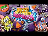 Spongebob Squarepants Bikini Bottom Brawlers Adventure - Best Fun Game for Kids in English HD