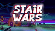 Stair Wars title card