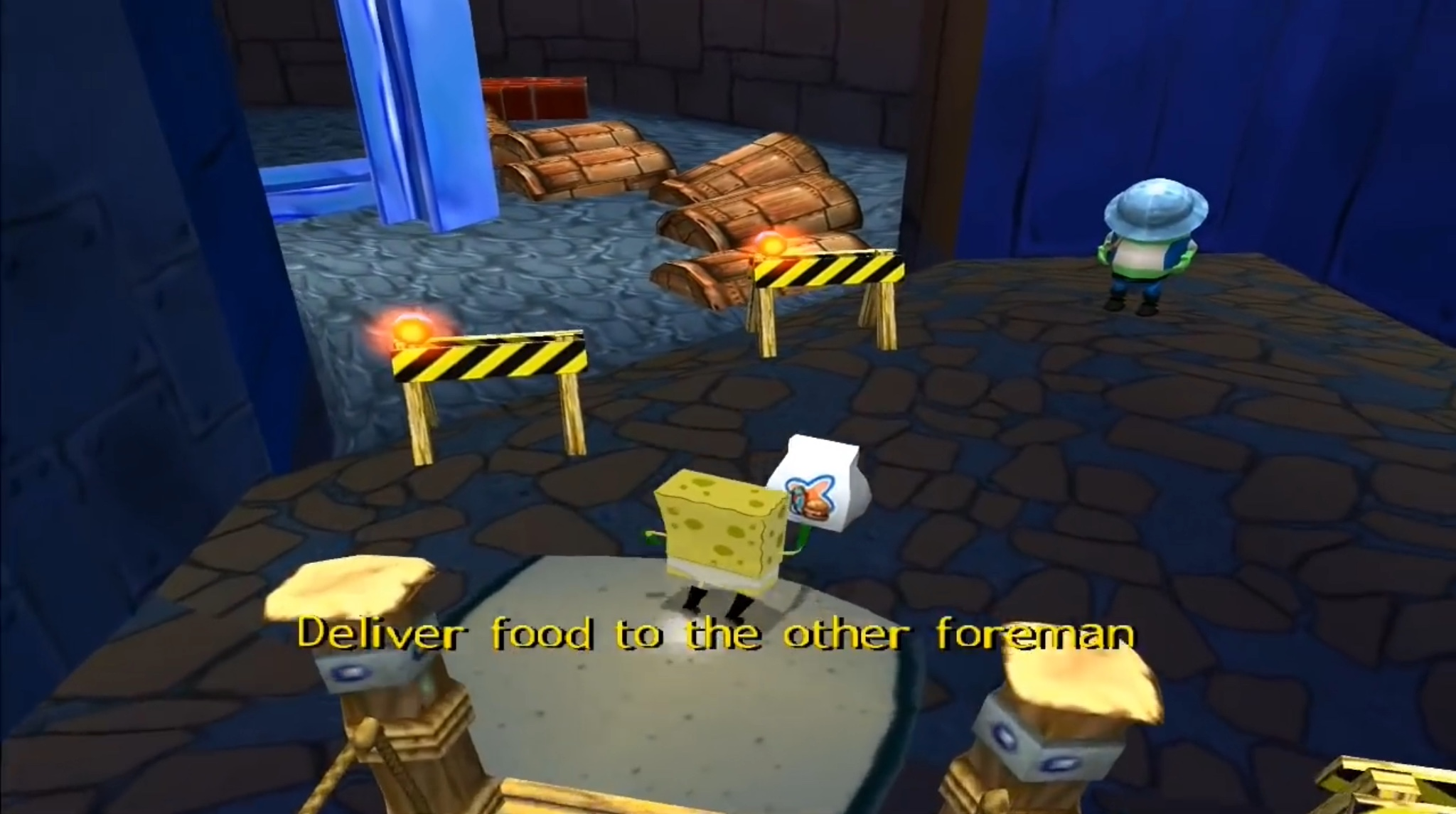 Construction foremen (Revenge of the Flying Dutchman)/gallery