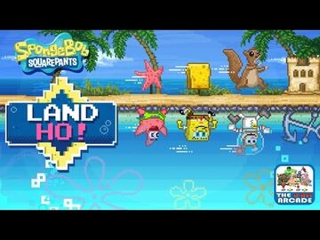 SpongeBob_SquarePants-_LAND_HO!_-_Real_World_VS_Sponge_World_(Nickelodeon_Games)