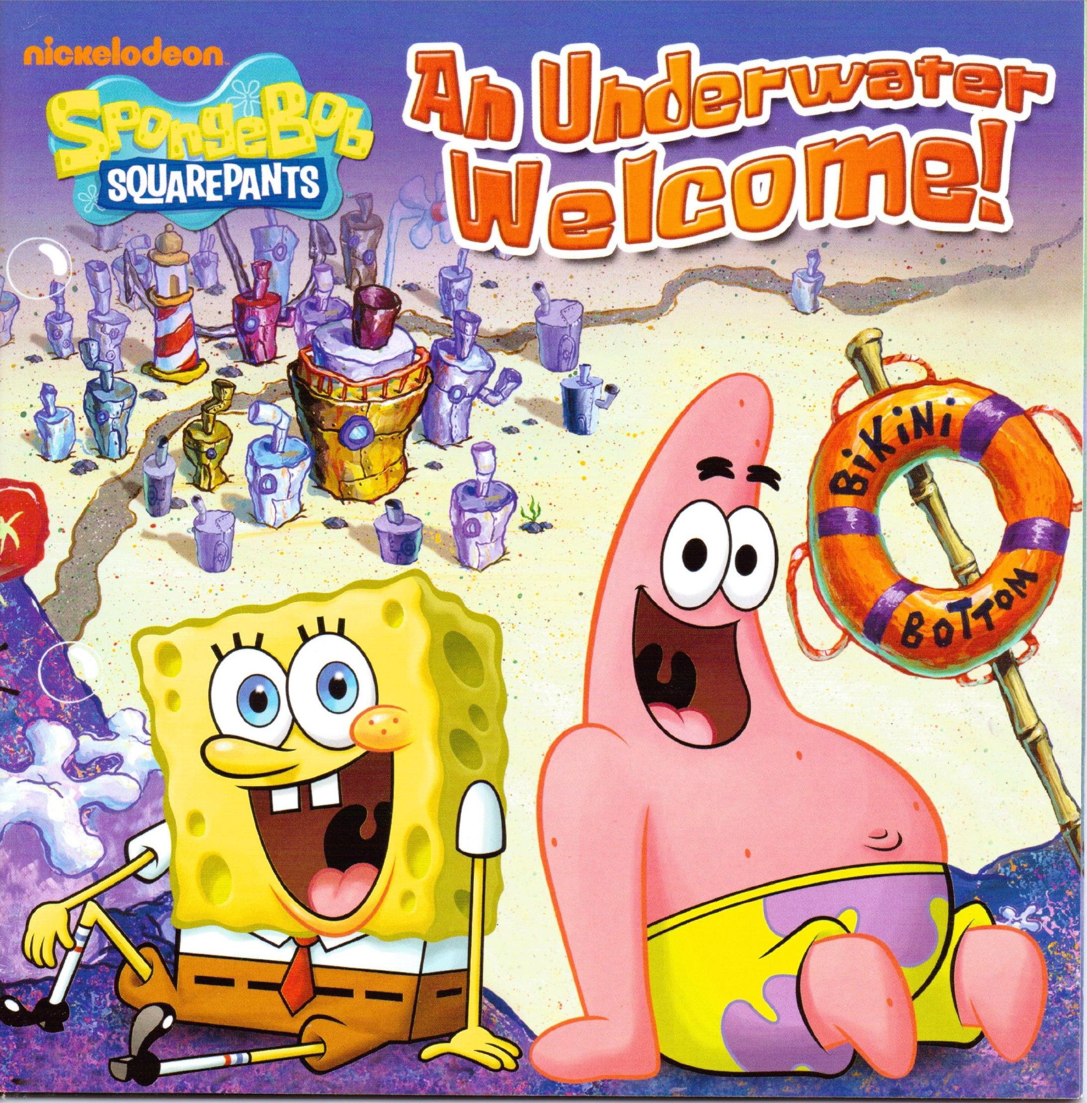 An Underwater Welcome!
