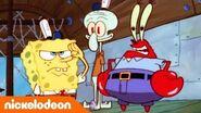 SpongeBob Schwammkopf Die ersten 5 Minuten Nickelodeon Deutschland