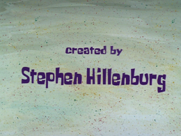 Created by Stephen Hillenburg SD.png