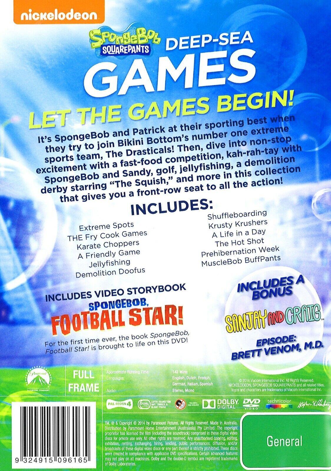 Deep-Sea Games