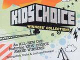 Nickelodeon Kid's Choice Winners Collection