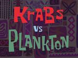 Крабс против Планктона