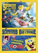 The SpongeBob Movie Collection Bilingual DVD cover