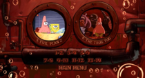 The SpongeBob SquarePants Movie 2005 DVD Menu Walkthrough 1-39 screenshot