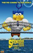 B5Ki13nCMAAnsCj SpongeBob Movie Sponge Out of Water