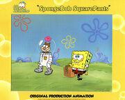 THE-VERY-BEST-Spongebob-Production-CEL-6537-KARATE