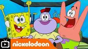 SpongeBob SquarePants - Off To Surface Land Nickelodeon