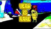 SpongeBob Oh, Krusty Krab (Italian) SUPER RARE
