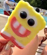 Spongebob-popsicle